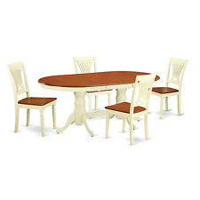 5 PC dining table set for 4-dining room table and 4 Dining Chairs