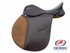 "Derby Originals Top Trainer Jump / Hunt English Horse Saddle 14"" 15"" 16"" 17"""