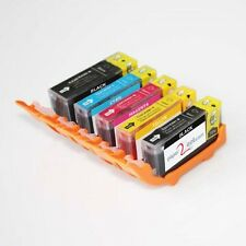PGI-220 / CLI-221 Refillable Edible Ink Cartridges for Canon MP620 MADE IN USA