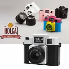 New Photography Video Picture Pop Holga Digital Mixed Color Toy Camera