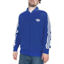 Adidas Men's Firebird Track Top Royal Blue/White Originals Jacket W41188 NEW!