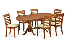 5 Piece dining room set-dining room table plus 4 chairs for dining room
