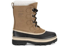 Sorel Caribou NM1000-281 Mens Buff Casual Waterproof Winter Nubuck Leather Boots
