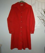 """1960's R&K Knits """"For the Girl Who Knows Clothes""""-SHIRT DRESSES-XL 14-16-$22 ea"""