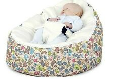 Kid Tollder Baby Bean Bag Snuggle Bag Infant Sleeping Bag For Child =10-year Old