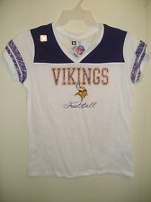 Minnesota Vikings womens short-sleeve shirt-lg.