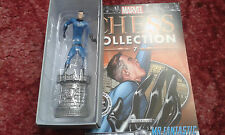 MARVEL CHESS COLLECTION EXCLUSIVE Mr. Fantastic Fantastic 4 New EAGLEMOSS