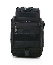 Tactical Camera Bag 600D Messenger Shoulder Strap Backpack Saddle Pouch Bag New
