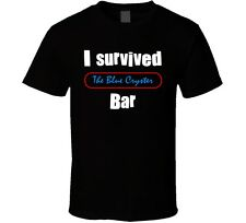 I Survived The Blue Oyster Bar Police Academy T Shirt