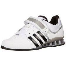 Adidas Men Adipower Weightlift Shoes Sneakers White