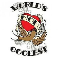 Worlds Coolest Mom  Tshirt    Sizes/Colors