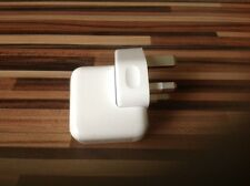 Genuine/ Official UK Mains Charger for Apple IPad/ iPod/ iPhone  10W 2.1A