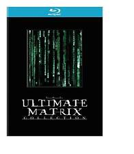 The Ultimate Matrix Collection Blu Ray 7 Disc Set New/Sealed