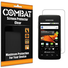 6X COMBAT HD Screen Protector Cover Shields For Samsung Galaxy Prevail M820