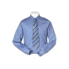 Van Heusen Poplin Point Collar Wrinkle Free Tall Man Dress Shirts Mens