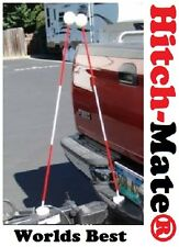 HItch-Mate ™ Trailer Hitch Alignment- RV BOAT magnetic hitchin' hitching rods