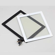 For ipad 2 New Touch Screen Digitizer Glass +Adhesive
