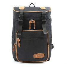ChanChanBag Mens Backpack College School Bag for Laptop Casual Book Bag 8056