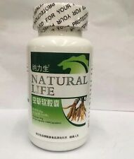 6 Bottles Cordyceps Sinensis cleaner lung Improve Respiratory
