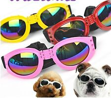 Pet Dog Goggles Sunglasses Sun Glasses Glasses Eye Wear UV Protection