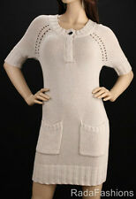 Guess By MARCIANO Camelia Cable Knit Winter Tunic Sweaterdress NWT