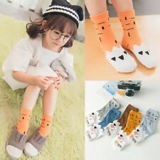 10Pairs Cotton Baby Short Socks Girls and Boys Cute Cartoon Theme Wholesale 2016