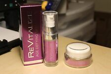 RENEW EYE & RENEW DERMA Pro Collagen Vitamin A Retinol cream and serum