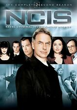 NCIS - The Complete Second Season (DVD, 2006, Multi-Disc Set)-SEALED-NIB