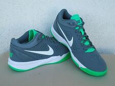 Nike Men's Sneakers Shoes Zoom Attero NBK US 8,8.5,9 Grey/White/Green 555072 004