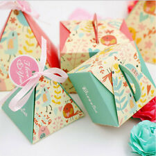 Princess Party Supplies Baby Shower Box Candy Box 20pcs Birthday Wedding Favors