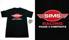 Sims Racing Phase 4 Composite Mens T-Shirt Classic Old School