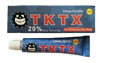 10/20/30/50/100g TKTX NUMB Tattoo Anethetic Numbing Cream for Waxing Piercing
