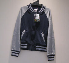 Girls Just Add Sugar Bomber Jacket  Sizes 10 and 12  Brand New With Tags