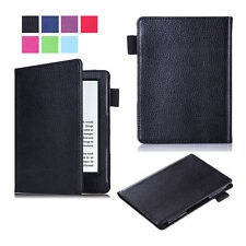 For All-New Kindle E-reader 6 inch (8th Generation 2016) Flip Leather Case Cover