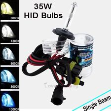 Color Xenon HID Replacement Bulbs Fog Light White Blue Yellow Low beam H11 H9 J