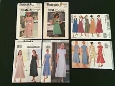 BUTTERICK Womens Size 6 8 10 12 DRESS SKIRT Jumpsuit Uncut Sewing PATTERN