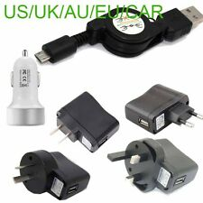 Retractable micro usb charger for Motorola Droid Aura Cliq Cliq Mb200 Q9 V9 car