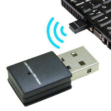 150/300Mbps Mini USB WiFi Wireless Adapter Dongle Network LAN Card 802.11n/g/b H