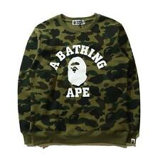 2016 Winter Unisex A Bathing Camo Ape Bape Hoodie Sweater Aape Stylish Jacket