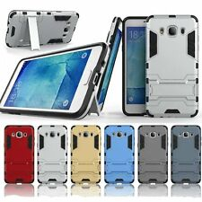 For Samsung Galaxy Case Hard Kickstand Dual Layer Protective Silm Armor Cover