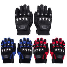 Outdoor Riding Full Finger Motorcycle Gloves Racing Shell Glove Motorcycle Rider
