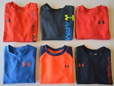 Toddler Boy's Under Armour All Season Gear Long Sleeve Thermal Shirt