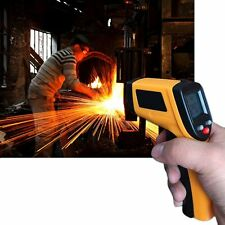 Non-Contact LCD IR Laser Infrared Digital Temperature Thermometer Gun Better DP