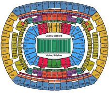 2 New York Giants vs Dallas Cowboys Tickets 12/11/16 (East Rutherford)