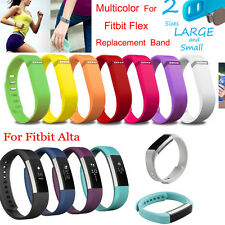 Sports Wrist Band Replacement Bracelet for Fitbit Flex/Alta Activity Tracker