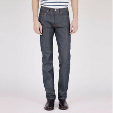 A.P.C. NEW STANDARD CODBS M09001 SELVADGE man jeans