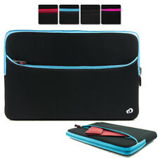 Universal 15 15.6 inch Laptop Neoprene Zipper Sleeve Bag Case Cover 15G23