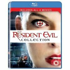 The Resident Evil Collection [Blu-ray] [Region Free]