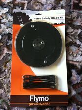 Genuine Flymo Petrol Safety Replacement Blade Kit Inc Blades And Blade Holder