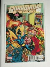 Marvel GUARDIANS OF THE GALAXY #26 1:25 One Minute Later Avengers Variant NM